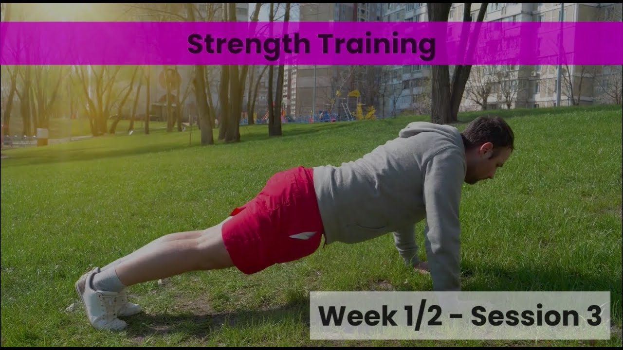 Strength Week 1