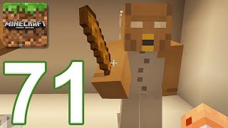 Minecraft: PE - Gameplay Walkthrough Part 71 - Granny Bedrock Edition (iOS, Android)