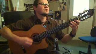 I Gotta Feeling - Kelly Valleau fingerstyle guitar