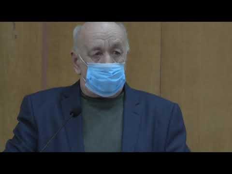 Иван Полупанов: Первая сессия Старобельского районного совета. Присяга депутатов и выборы головы райсовета