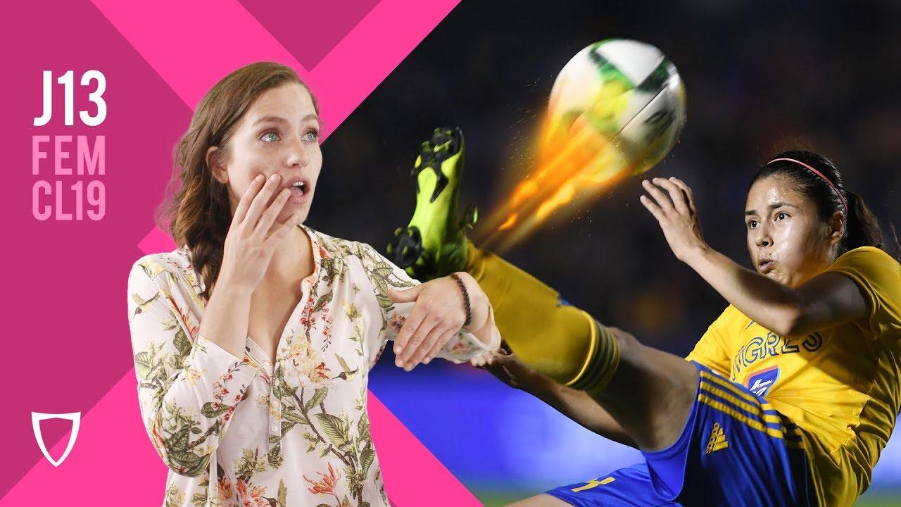 Resumen Goles Jornada 13 - Liga MX Femenil Clausura 2019 Futbol MX
