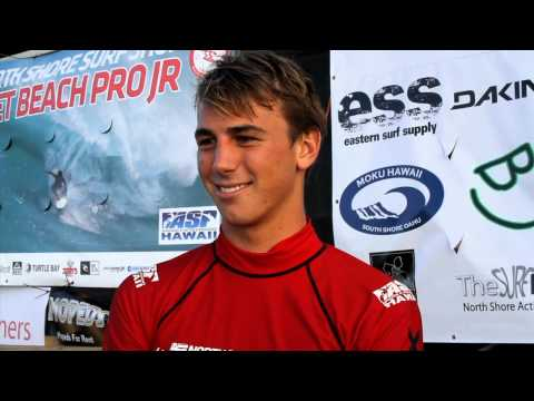 ASP Hawaii Presents | 2013 North Shore Surf Shop Sunset Beach Pro Junior Travel Video