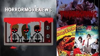 Happy Thankskilling and Tag (2015) Review | Horror Movie News Ep 8