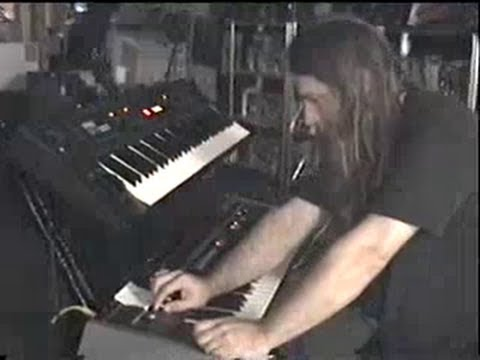 Mike Browning - Live in Tampa, FL - Jan 1 2005 - Splattergod Records - Experimental Noise