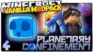 Minecraft Vanilla Mods | SPACE FARMERS | Planetary Confinement Multiplayer #4 (Vanilla Mod)
