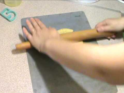 Тающее песочное печенье