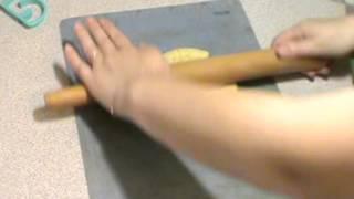 Миндальное песочное печенье (almond Shortbread)