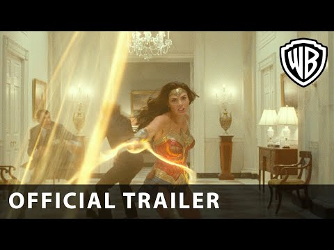 Wonder Woman 1984 – Official Trailer |  Gal Gadot, Chris Pine | Warner Bros.