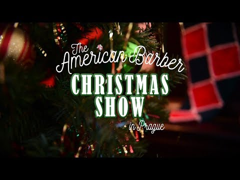 CitySpy Presents The American Barber Christmas Show in Prague
