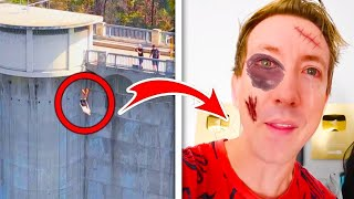 5 YouTubers That BARELY ESCAPED ALIVE! (Chad Wild Clay, Preston, MrBeast, DanTDM)