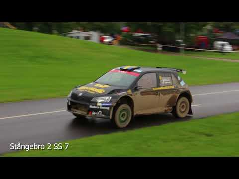 Pontus Tidemand East Sweden Rally 2017