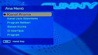 Sunny, Next uydu kanal arama ve kanal taşıma