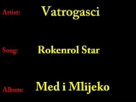 Vatrogasci - Rokenrol star