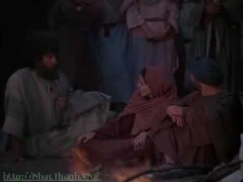 """Phim """"Cuộc đời chúa Jesus"""" chap 10"""