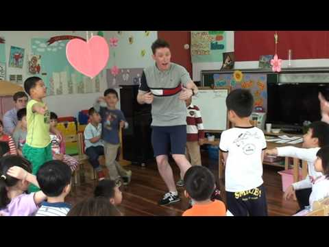 Kindergarten Teaching Demonstration Video