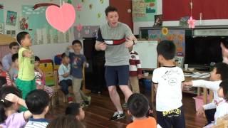 Kindergarten Teaching Demonstration Video