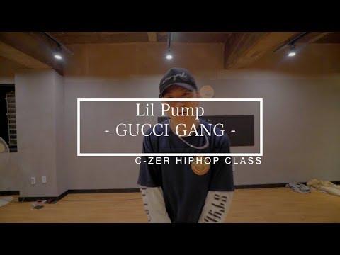 "Lil Pump - ""Gucci Gang"" / C-ZER HIPHOP CLASS"