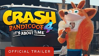 Crash Bandicoot 4: It's About Time - New Drop Trailer