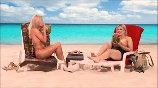Salkkarit - Monican ja Evan rantaloma