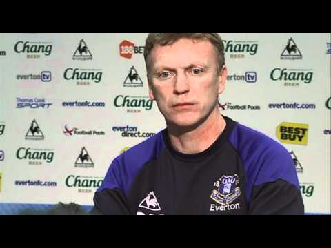 Moyes weary of Everton's Bolton trip