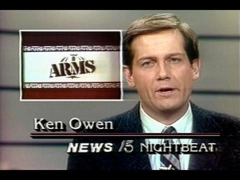 February 1986 - 11PM Fort Wayne, Indiana Newscast (Telescoped)