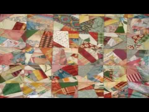 quilt blocks for beginners crazy quilting free patterns - YouTube : crazy quilting for beginners - Adamdwight.com