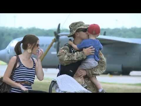 61st Airlift Squadron Deploys