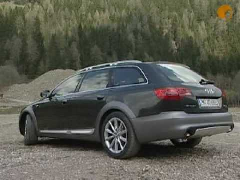 audi a6 allroad quattro youtube. Black Bedroom Furniture Sets. Home Design Ideas
