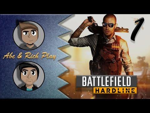 Abe & Rich Play: Battlefield Hardline #1 - Advance Gaming