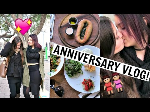 What I Ate Vegan + Anniversary Vlog!
