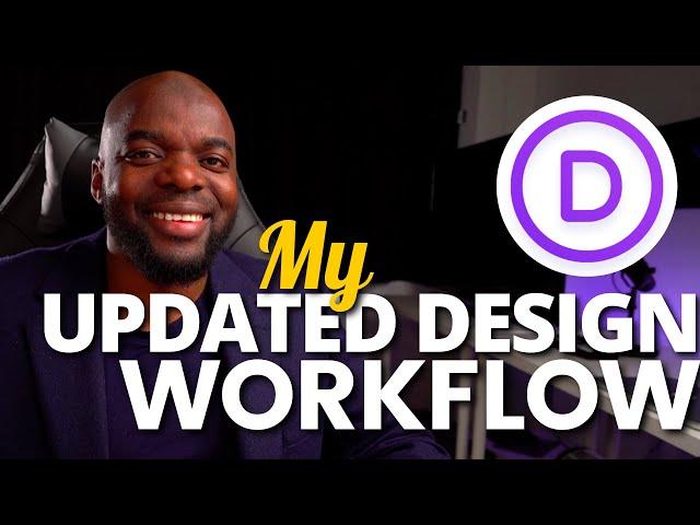 Divi Theme Tutorial | My UPDATED Divi Design Workflow
