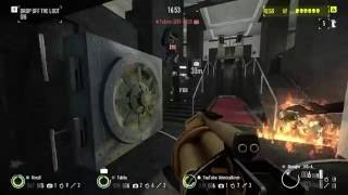 PAYDAY 2 OVERDRILL, One Down difficulty, All loot secured