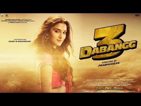 Dabangg 3: Introducing Saiee M Manjrekar | Salman Khan | Sonakshi Sinha | Prabhu Deva | 20th Dec'19 Mp3