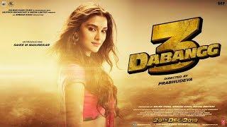 Dabangg 3: Introducing Saiee M Manjrekar | Salman Khan | Sonakshi Sinha | Prabhu Deva | 20th Dec'19