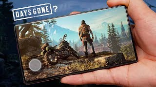 Days Gone Mobile? Saiu Novos Jogos Para Android 2019