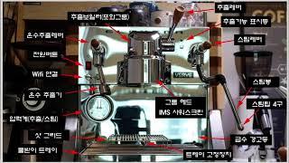 일렉트라 버브 에스프레소 머신