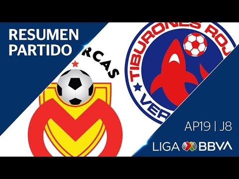Resumen y Gol | Morelia vs Veracruz | Jornada 8 - Apertura 2019 |  Liga BBVA MX