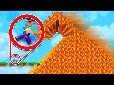 ESCAPE THE SUPER CRAZY LAVA! IMPOSSIBLE!