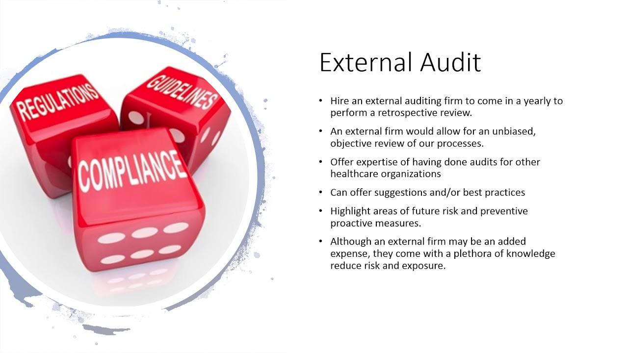 Monitoring Auditing Hospital Coding Billing Youtube