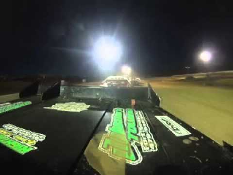 West Siloam speedway feature  5-4-14