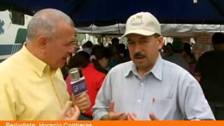 Entrevista con Carlos Julio Rondón alcalde del municipio Zea