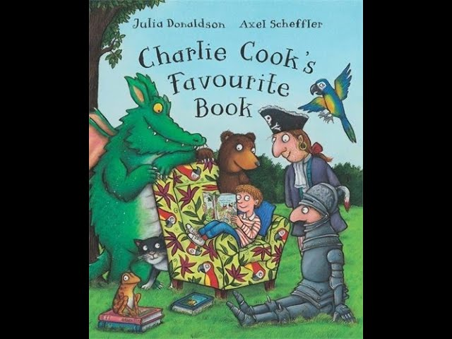 Charlie Cook's Favourite Books by Julia Donaldson