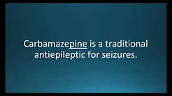 How to pronounce carbamazepine (Tegretol) (Memorizing Pharmacology Flashcard)