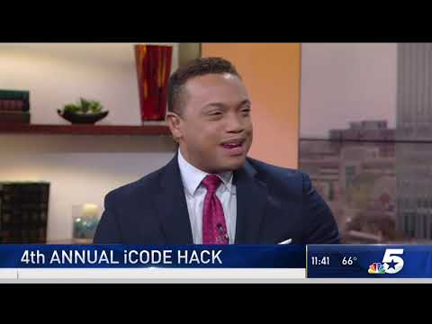 ICode School Featured LIVE On Television In Dallas || 3/22/19