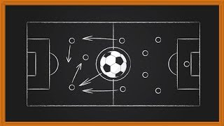 HOW TO MAKE SMART Runs Off The BALL In Soccer