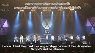 (EXO-TH) EXO_SHOWCASE HD Full version Part 3 [Thai sub][1/2]