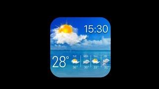 تطبيق الطقس  لمعرفة الاحوال الجوية screenshot 3