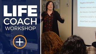 SEDA Life Coach Workshop