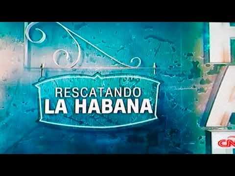 Rescatando La Habana, documental de CNN en Español. Merecido Homenaje al Dr.Eusebio Leal Spengler.