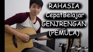 Gambar cover RAHASIA Cara Cepat Bisa Genjrengan Gitar (PEMULA)